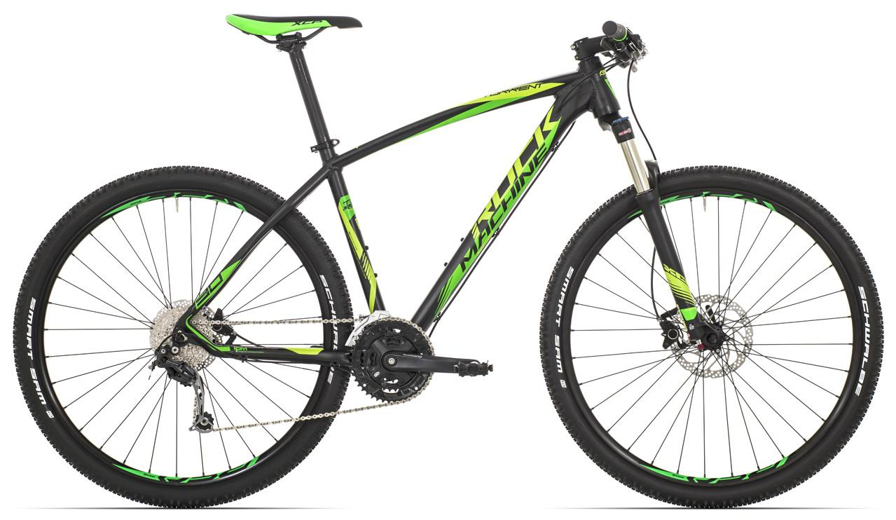 "ROCK MACHINE Torrent 30 29"" black/radioactive yellow/neon green"