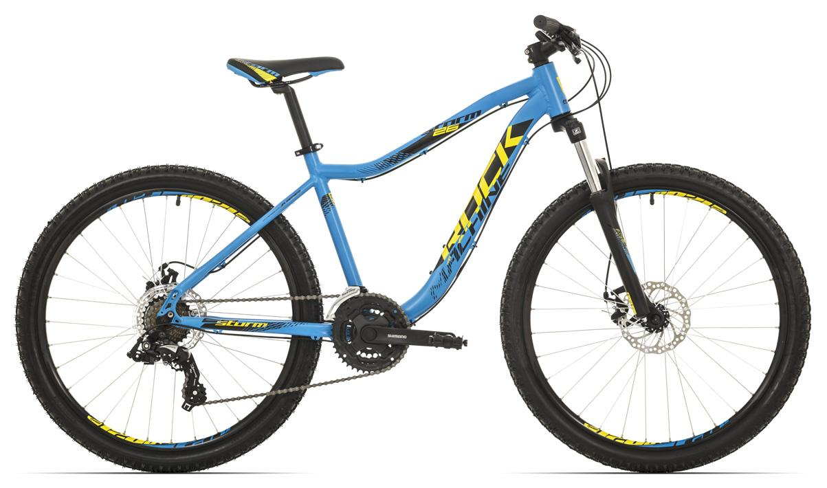 ROCK MACHINE Storm 26 blue/yellow/black