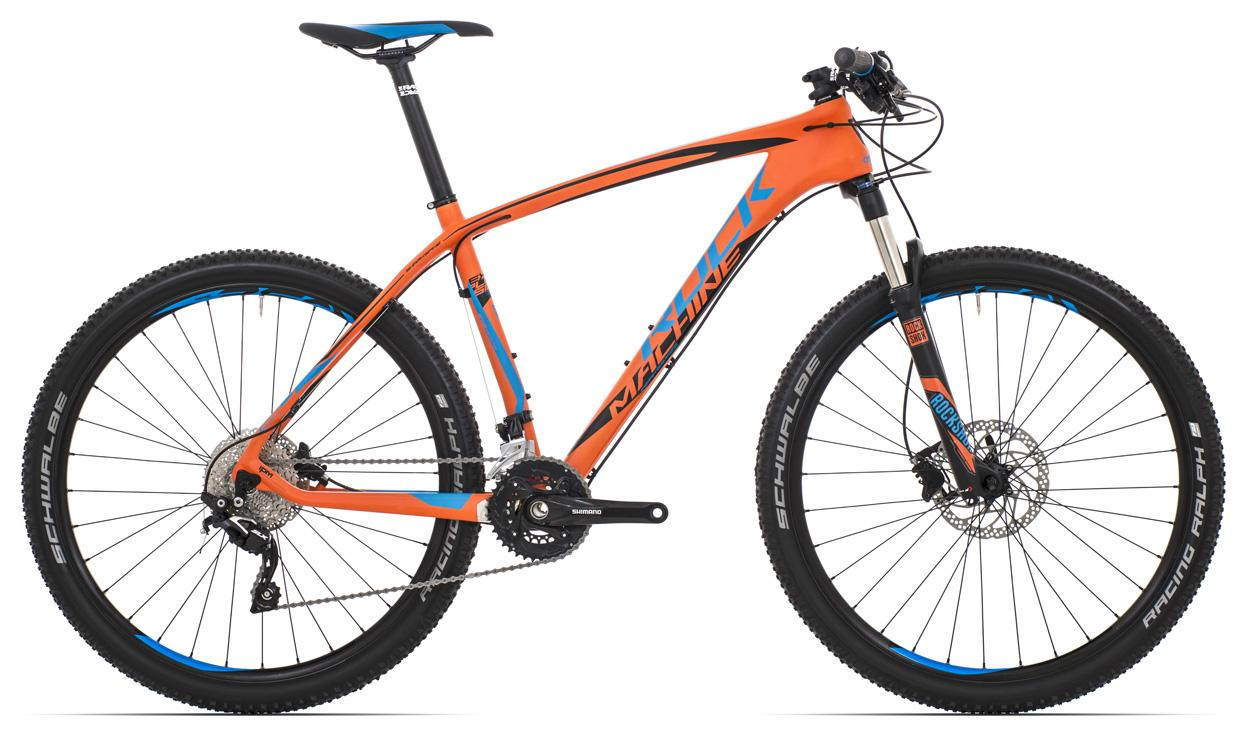 "ROCK MACHINE Explosion 30 27,5"" orange/blue/black"