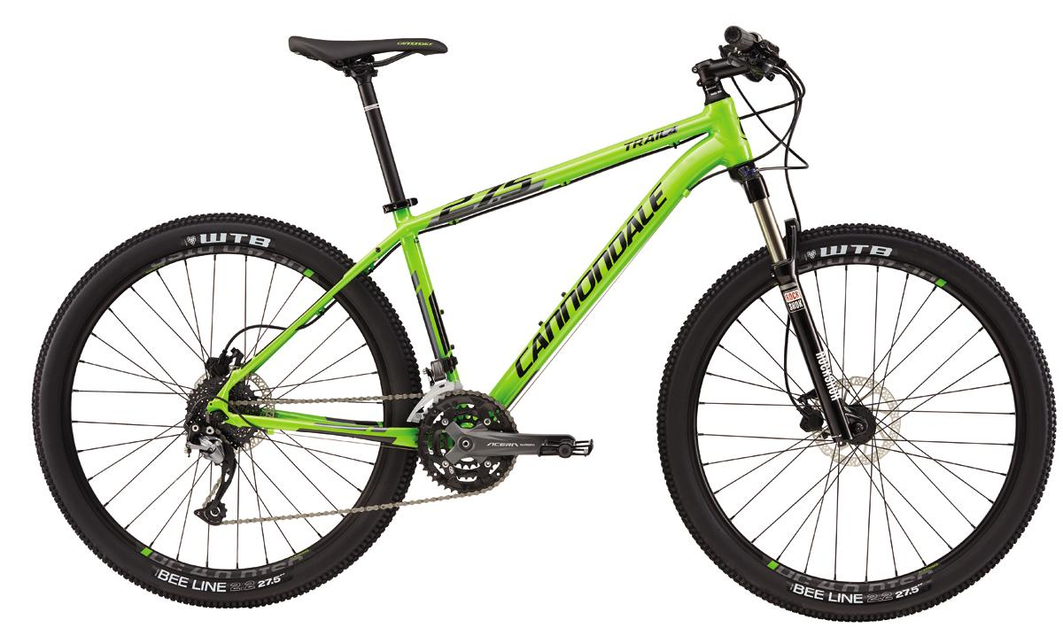 "Cannondale TRAIL 27,5"" 4 - GRN"