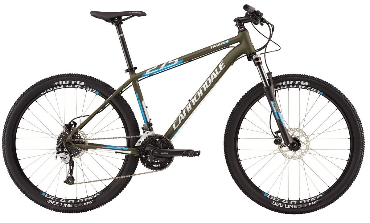 "Cannondale TRAIL 27,5"" 5"