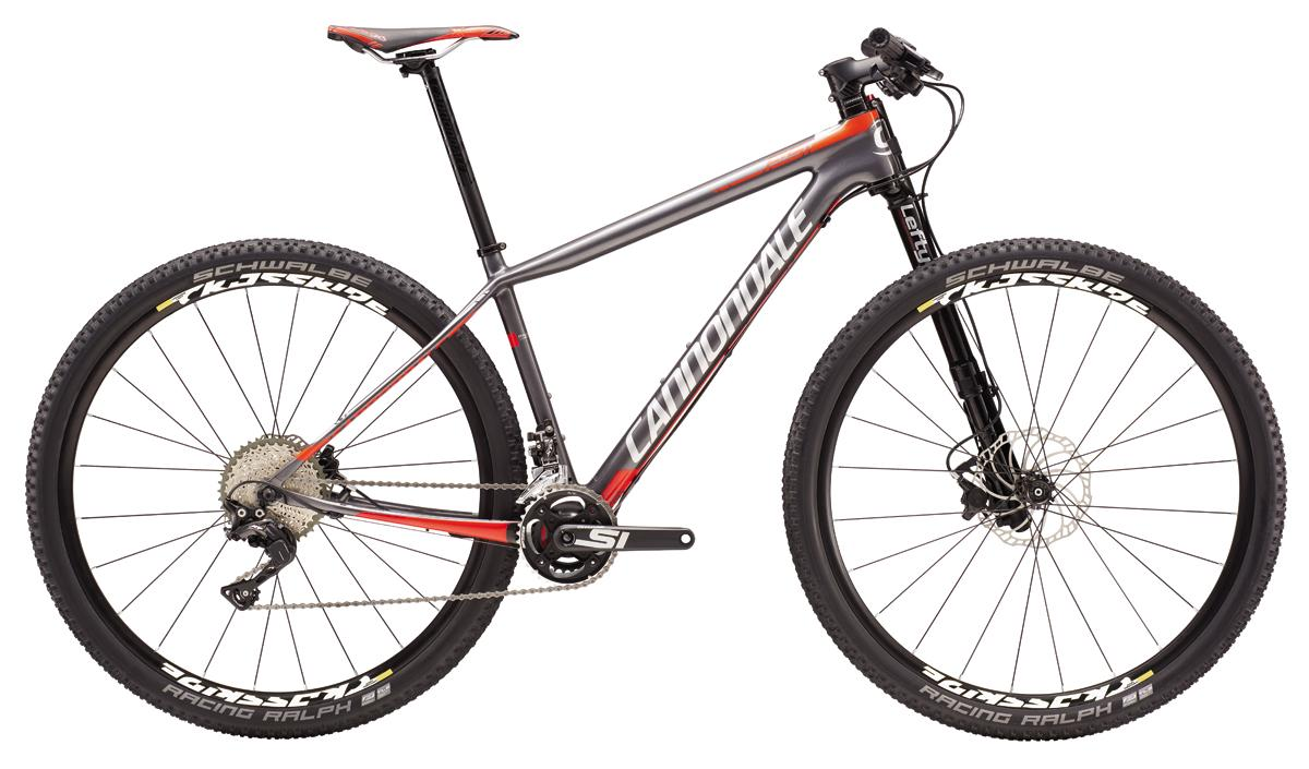 "Cannondale F-SI CARBON 3 - 27,5""/29"""