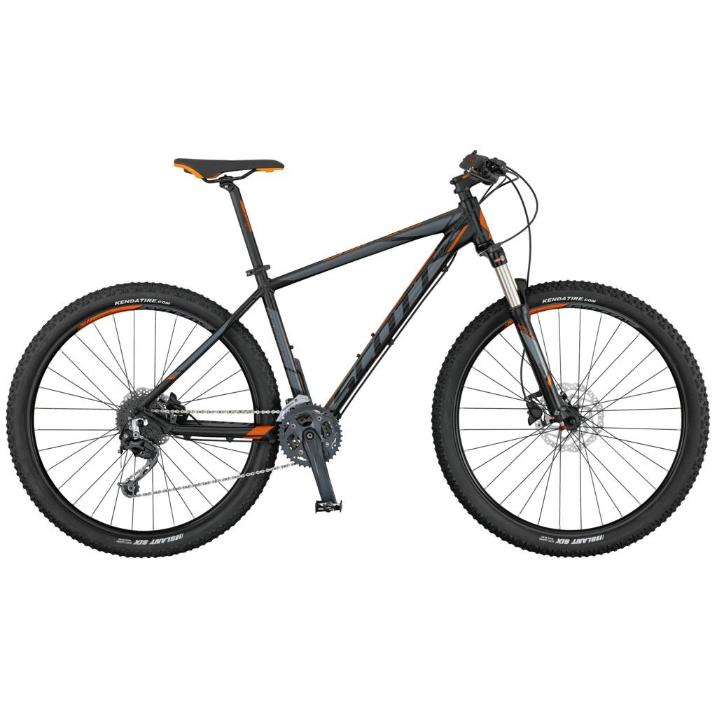 SCOTT Aspect 930 black/grey/orange