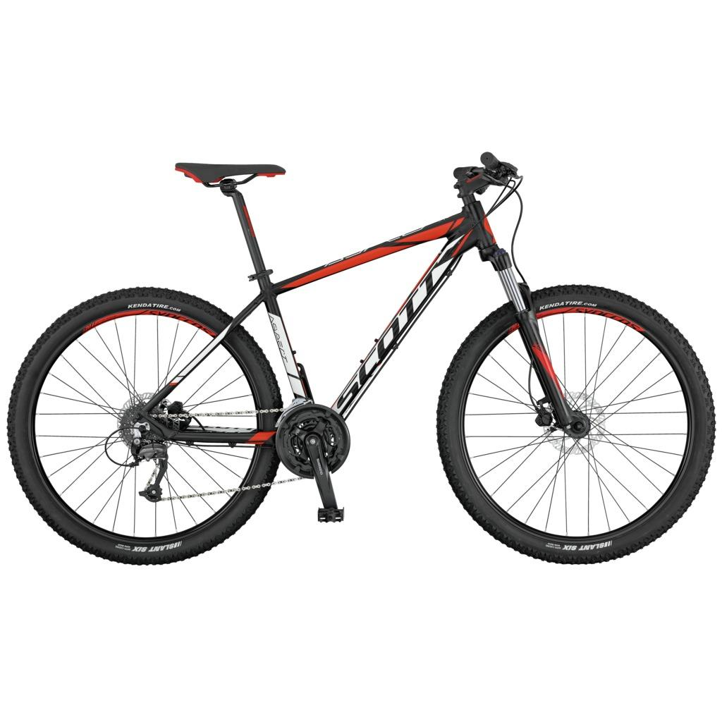 SCOTT Aspect 750 black/white/red