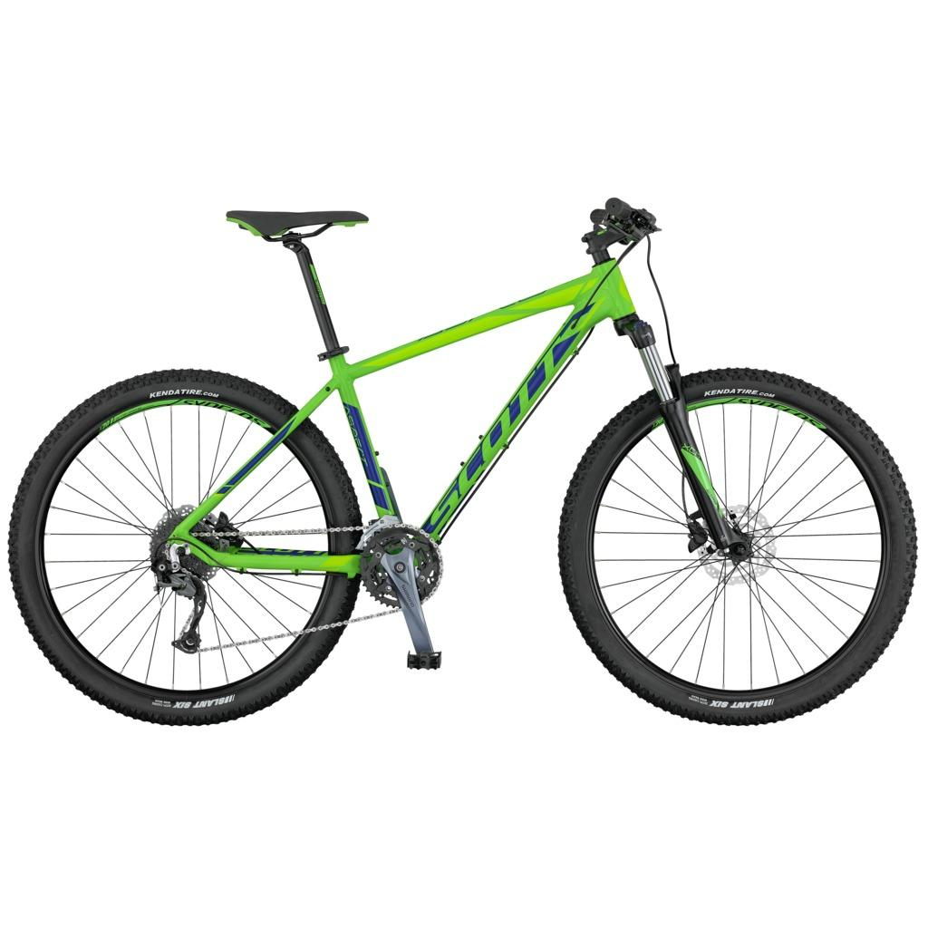 SCOTT Aspect 740 green/blue/it green