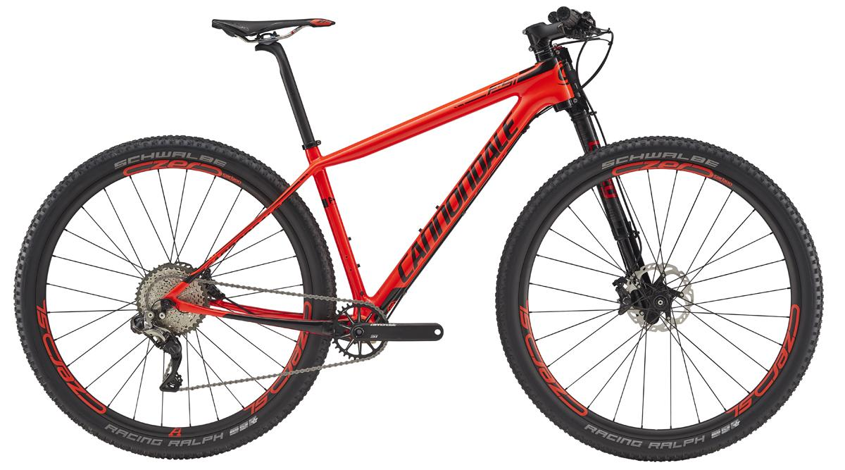 "Cannondale F-Si 29"" HI-MOD 1 - RED"