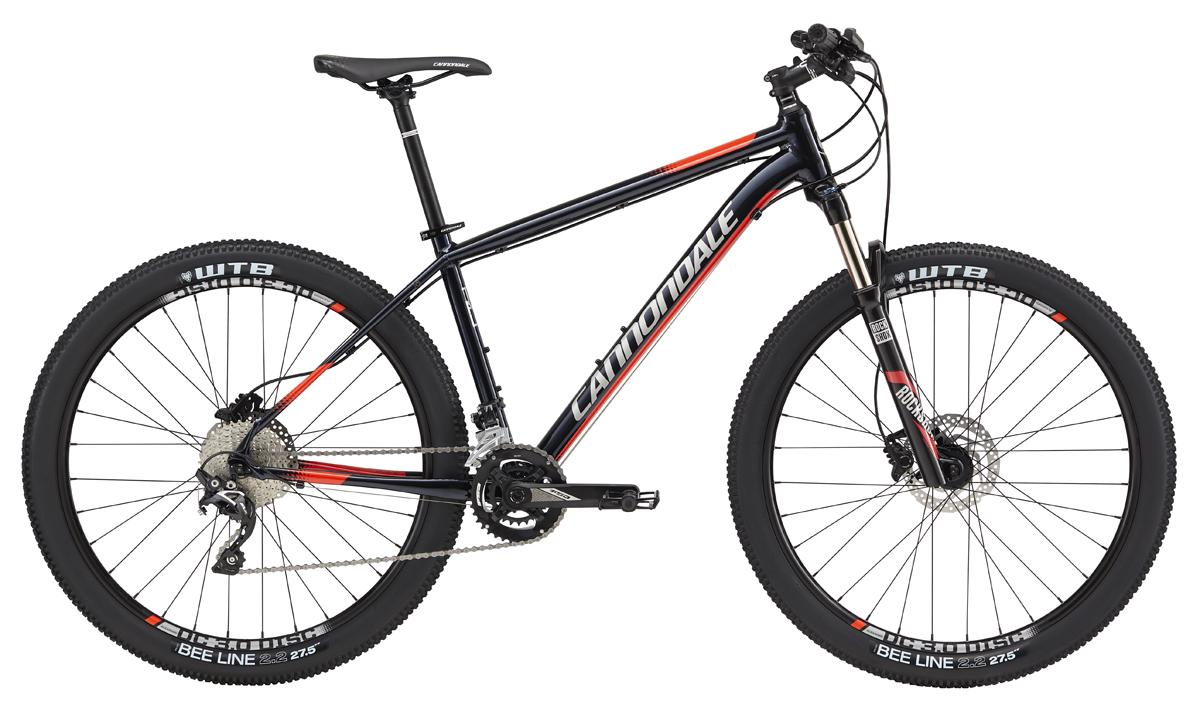"Cannondale TRAIL 29"" 2 - BLK/RED"