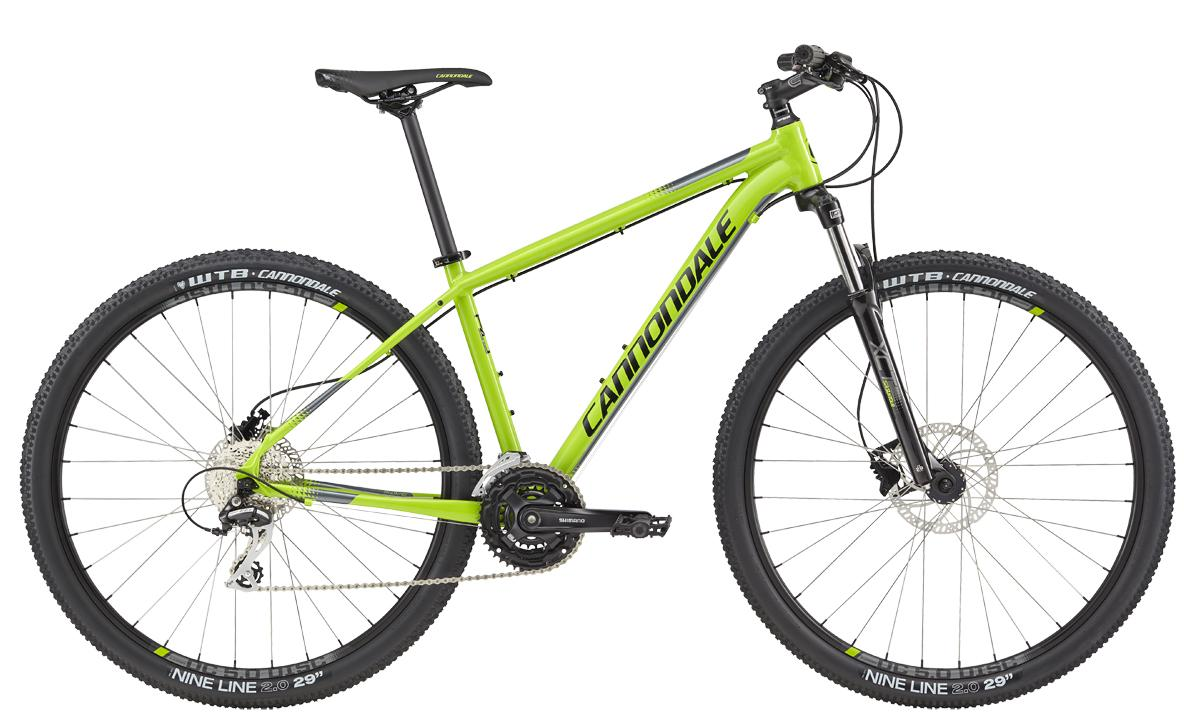 "Cannondale TRAIL 29"" 6 - GREEN"