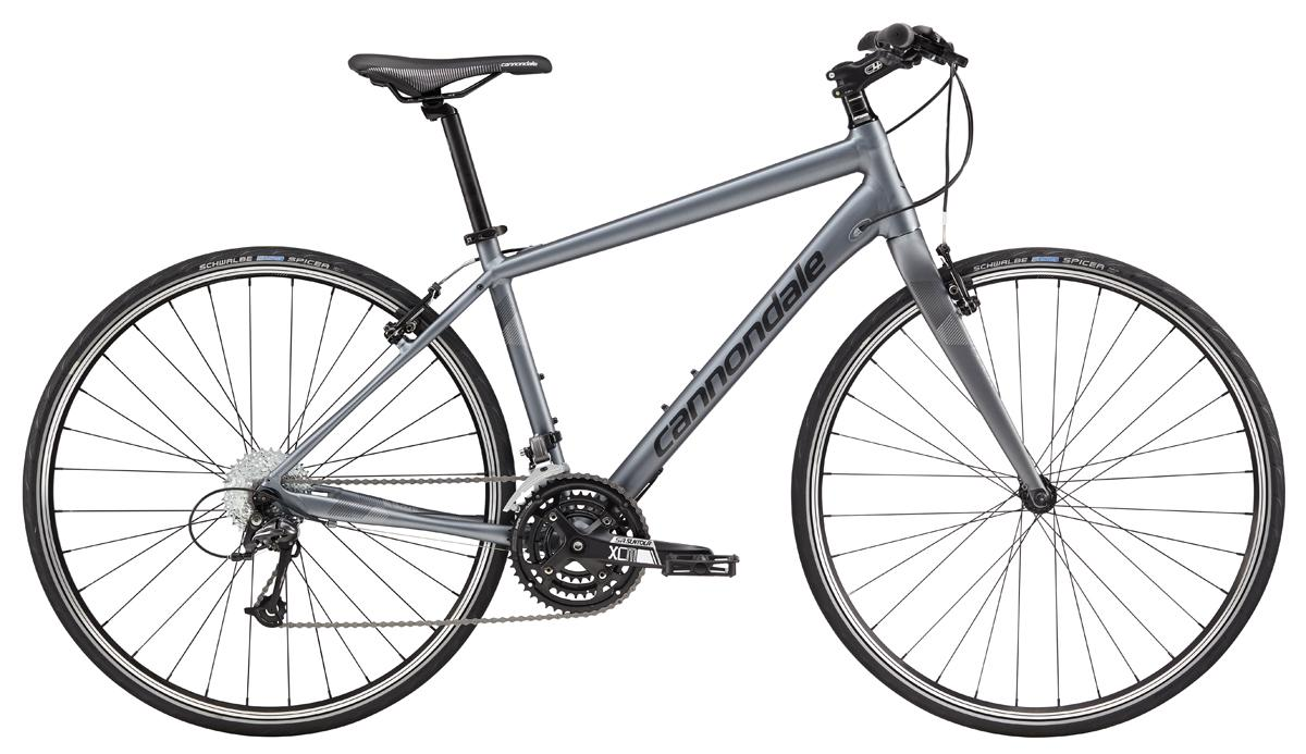 Cannondale QUICK 4 - GREY
