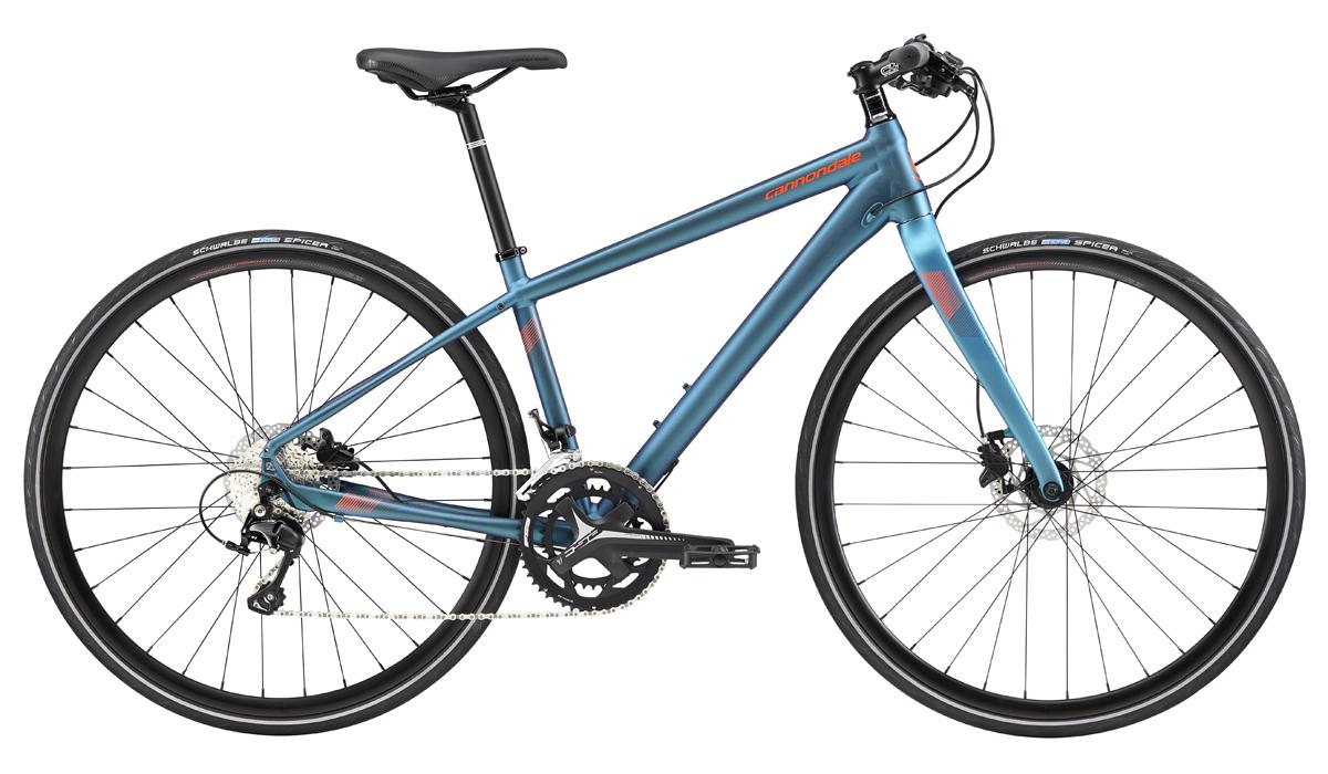 Cannondale QUICK DISC WOMENS 1