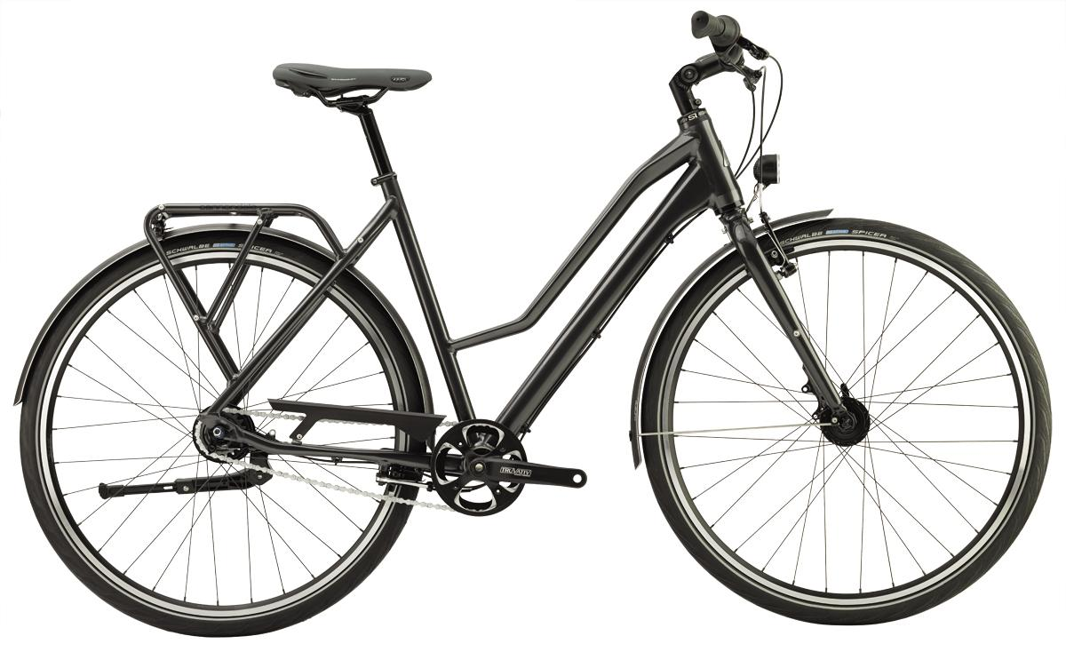 Cannondale TESORO MIXTE 3 - LADY