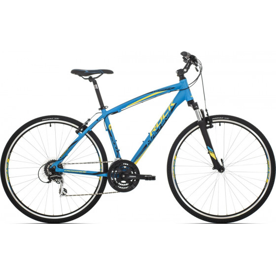 ROCK MACHINE CrossRide 200 LO blue/yellow/black