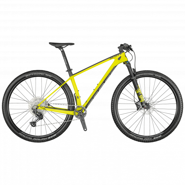 SCOTT SCALE 930 YELLOW