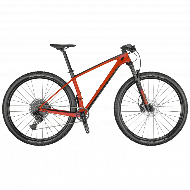 SCOTT SCALE 940 RED
